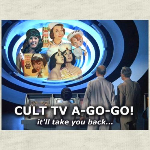 Cult TV - It Will Take You Back - Men's Premium T-Shirt