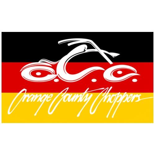 OCC German Flag - Men's Premium T-Shirt