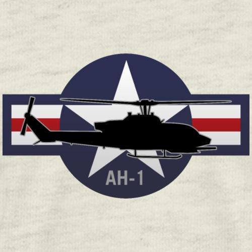 AH-1 Cobra Helicopter - Men's Premium T-Shirt