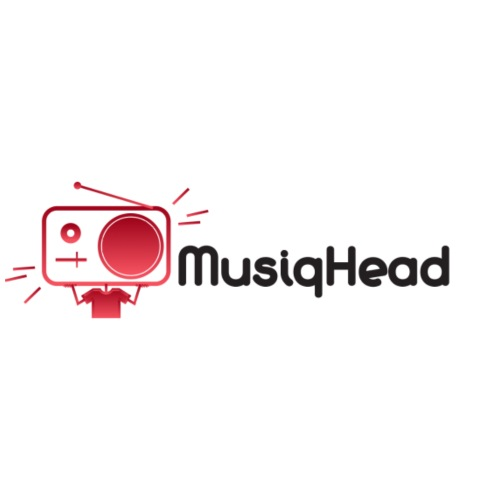 MusiqHead Merch Ver 2 - Men's Premium T-Shirt