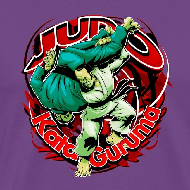 Judo Shirt - Kata Guruma