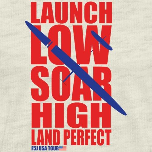 Launch Low Soar High - Men's Premium T-Shirt