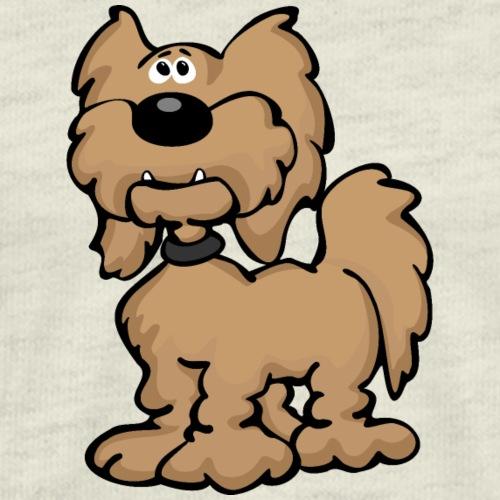 Labradoodle Dog Cartoon - Men's Premium T-Shirt