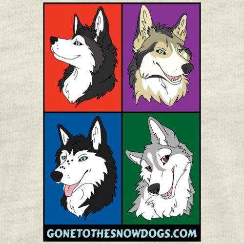 The Husky Girls - Men's Premium T-Shirt