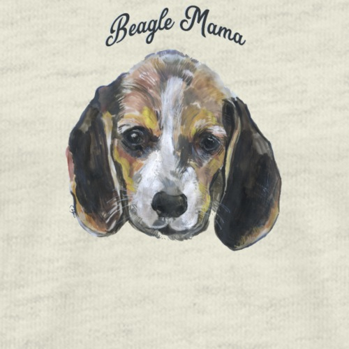 Beagle Mama. - Men's Premium T-Shirt