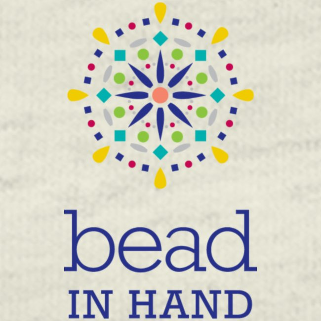 Bead In Hand Logo with tag line