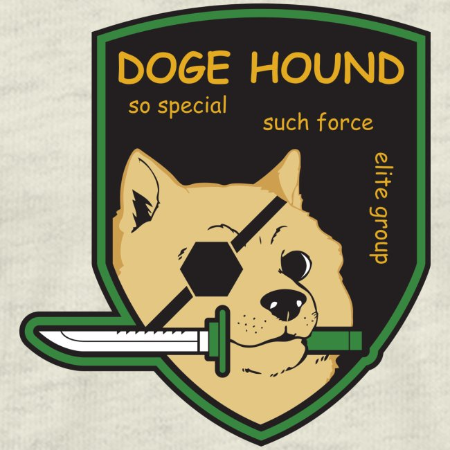 Doge Hound Metal Gear Solid