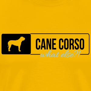 Cane Corso what else - Men's Premium T-Shirt