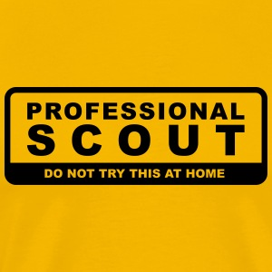 Professional scout - Men's Premium T-Shirt