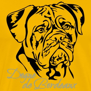 Dogue de Bordeaux - Men's Premium T-Shirt
