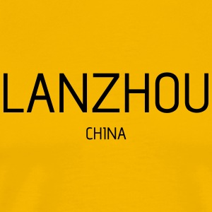 Lanzhou - Men's Premium T-Shirt