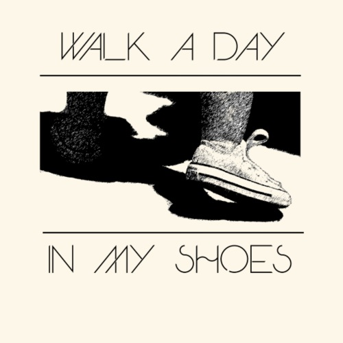 Walk A Day In My Shoes - Men's Premium T-Shirt