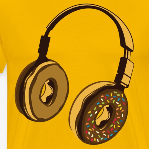 Sweet Music 2 - Men's Premium T-Shirt