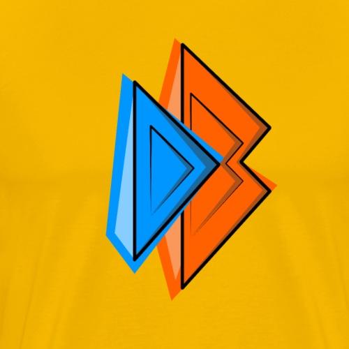 DrunknBean logo #2 - Men's Premium T-Shirt