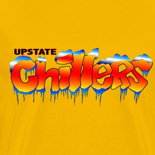 ORG YELLOW CHILLERS - Men's Premium T-Shirt