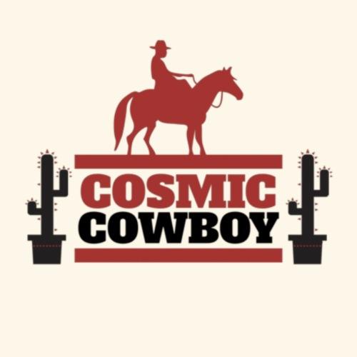 Cosmic Cowboy - Men's Premium T-Shirt