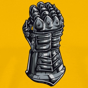 KNIGHT FIST - Men's Premium T-Shirt