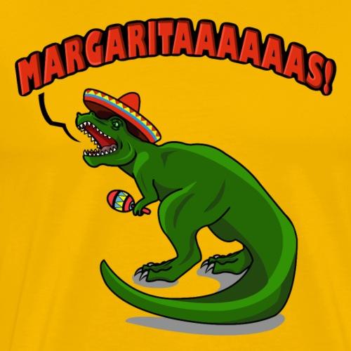 Margaritaaaaas - Men's Premium T-Shirt