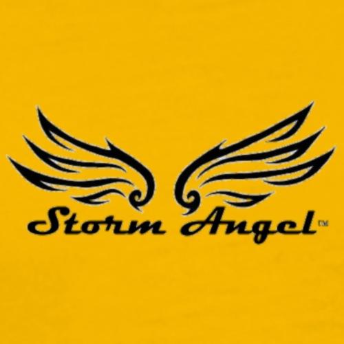 Storm Angel Logo (Small) - Men's Premium T-Shirt