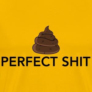 perfect shit - Men's Premium T-Shirt