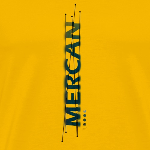 mercan - Men's Premium T-Shirt