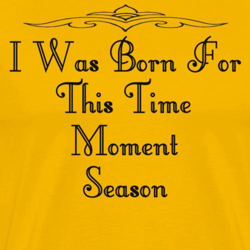 Born 5 - Men's Premium T-Shirt