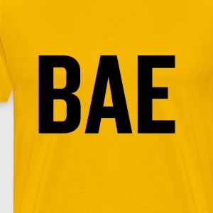 Bae Black - Men's Premium T-Shirt