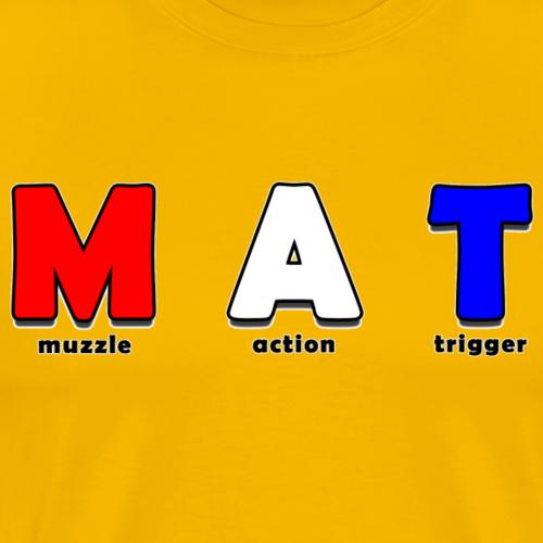 CloverTac MAT Tee - Men's Premium T-Shirt