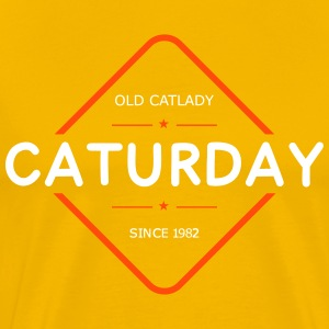 #Caturday - Men's Premium T-Shirt