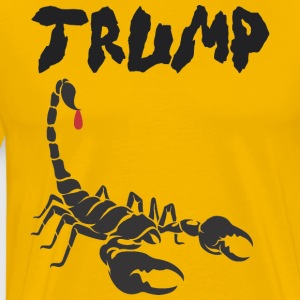 TRUMPSCORPIONBLOOD - Men's Premium T-Shirt