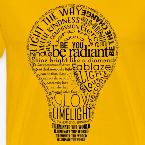 Illumination - Men's Premium T-Shirt