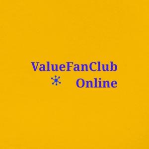 Vauefanclub logo - Men's Premium T-Shirt