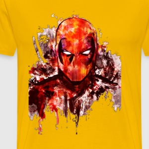 dead pool - Men's Premium T-Shirt