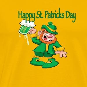 Happy St Patricks Day - Men's Premium T-Shirt