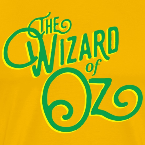 Wizard ofOz - Men's Premium T-Shirt