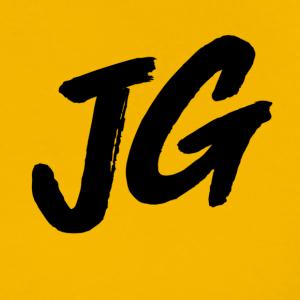 JG Initials - Men's Premium T-Shirt