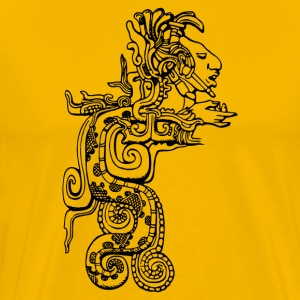 Maya Man - Men's Premium T-Shirt