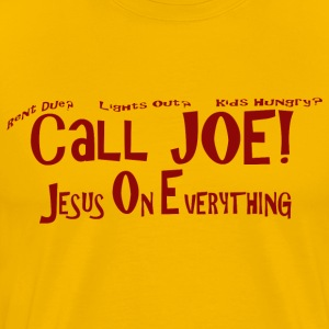 Call Joe - Men's Premium T-Shirt