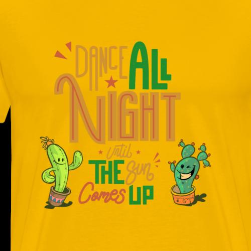 Cactus dance - Men's Premium T-Shirt