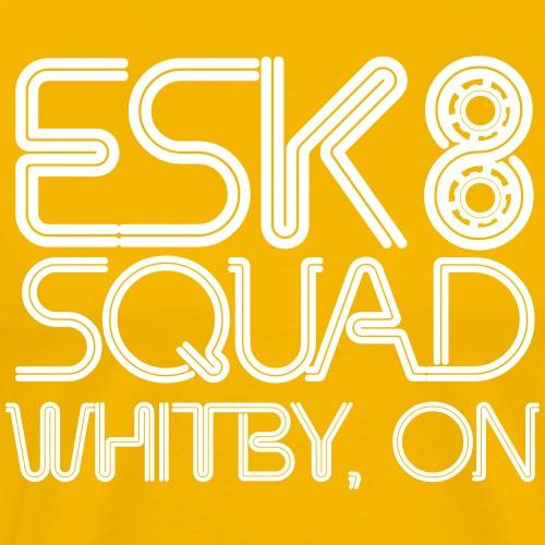 Esk8Squad Whitby - Men's Premium T-Shirt