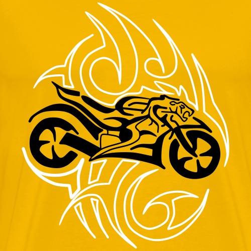 Tiger Bike - Men's Premium T-Shirt