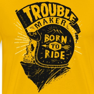 Trouble maker - Men's Premium T-Shirt