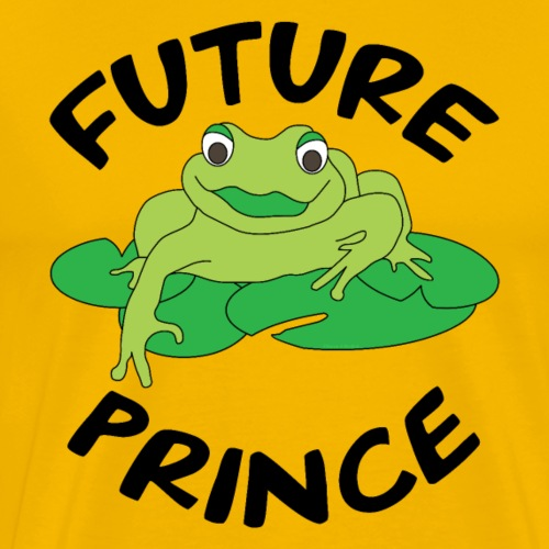 Future Prince - Men's Premium T-Shirt