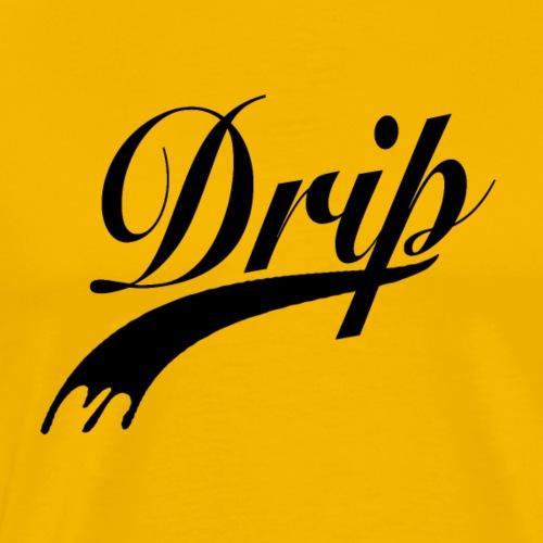 Follow My Drip Tee - Men's Premium T-Shirt