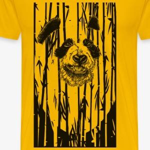 GRANDPANDA 2.0 - Men's Premium T-Shirt