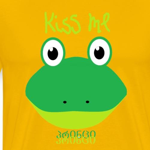 Frog-Prince - Men's Premium T-Shirt