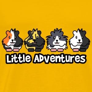 Little Adventures 4 Guinea Pigs - Men's Premium T-Shirt