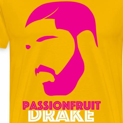 Drakes beard - Men's Premium T-Shirt
