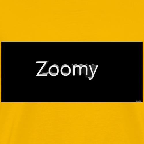 Zoomy - Men's Premium T-Shirt