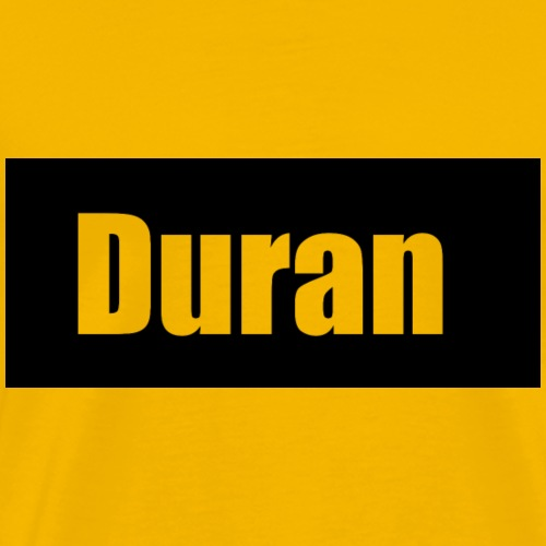 Duran - As requested by Kate Duran - Men's Premium T-Shirt